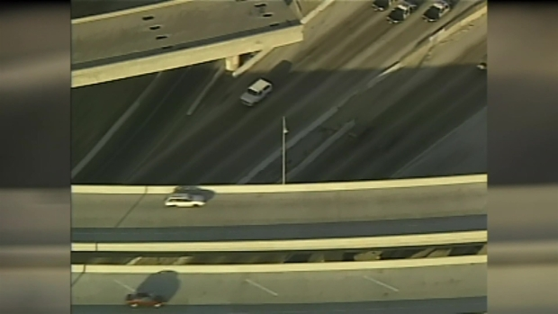 Archive: The O.J. Simpson Slow-Speed Chase