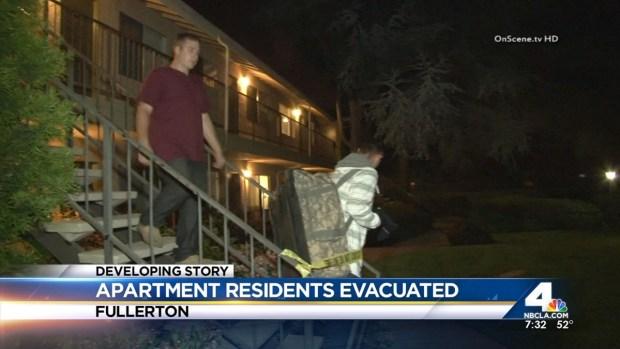 [LA] Damage in Fullerton After Quake