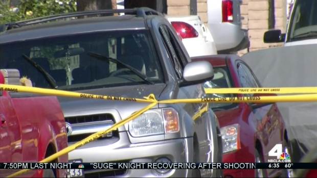 [LA] Arrest Made in Connection With Sylmar Barricade; Person Detained in Random Killings