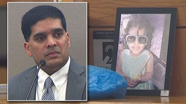 Wesley Mathews Gets Life Sentence in 3-Year-Old Daughter's Death