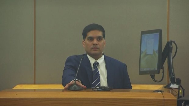 Wesley Mathews Testifies, Recalls Night His Daughter Died