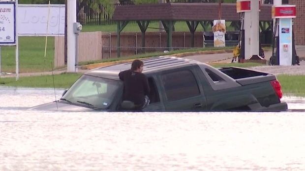 Overnight Rain Adds to Wise County Flooding