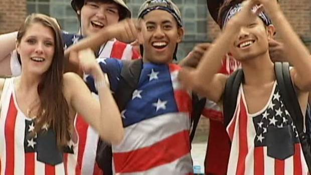 [DFW] Crowd Expected at AT&T Stadium World Cup Viewing Party