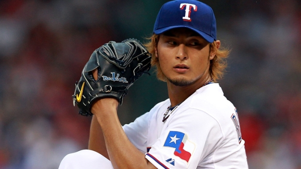 "Darvish ""Can't Wait"" To Get Back On The Hill"