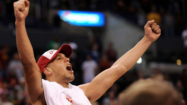March 14, 2009: USC Wins Pac-10 Tourney