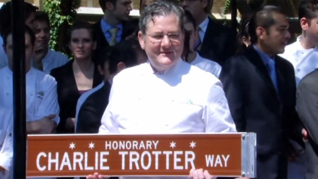 [CHI] Charlie Trotter Honored in Chicago