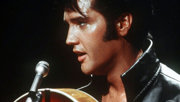 [NATL]Elvis Collectables: Own a Hunk of Burning Love