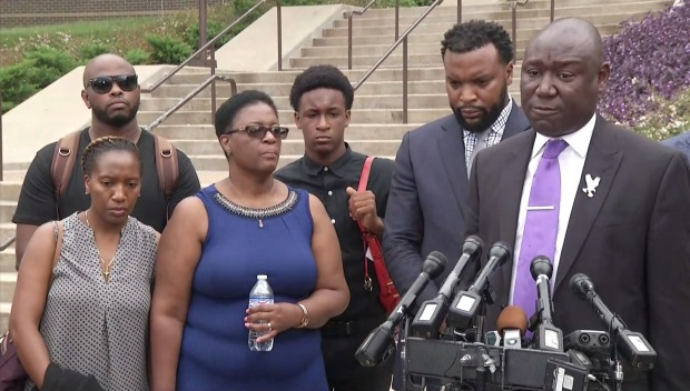 Jean Attorneys and Family Speak Out Monday Morning