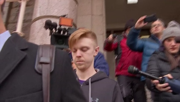 Video Shows Ethan Couch Released From Jail
