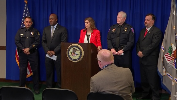US Attorney Addresses Public Concerning Airline Workers Busted in Sting