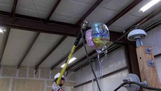 [NEXSTAR] Mylar Balloons Warning for Electricity Safety