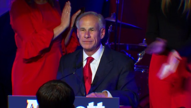 Gov. Abbott Wins Reelection, Vows to Unite Texans