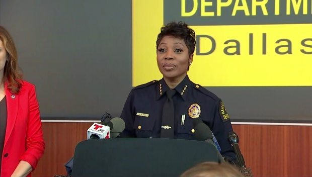 [DFW] Dallas Police Chief Gives Latest on Crime Preventive Plan