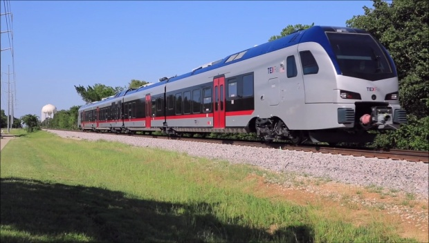 [DFW] TEXRail Test Runs Frustrate Some Colleyville Neighbors