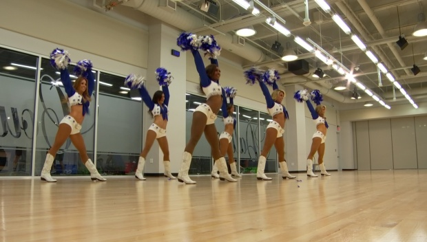 [DFW]  Dallas Cowboys Cheerleaders Not Heading to Playoff Game