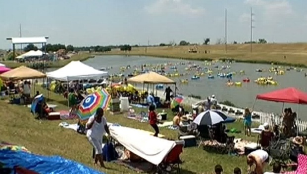 [DFW] Fort Worth Fourth in Full Swing