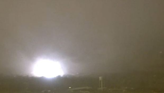 VIDEO: Storms in Moore