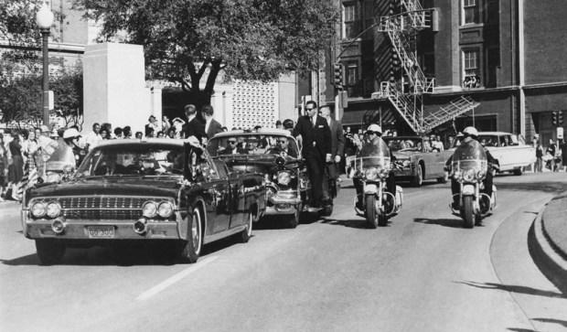 Raw Audio: WBAP Radio Report on Kennedy Assassination
