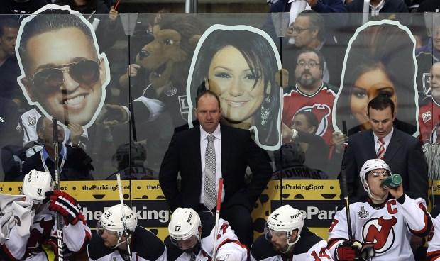 Stanley Cup Game 3 Images: Kings 4, Devils 0
