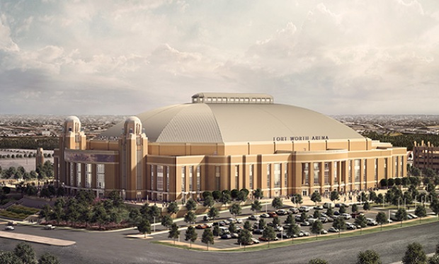 New 450 Million Dickies Arena Moves Forward In Fort Worth