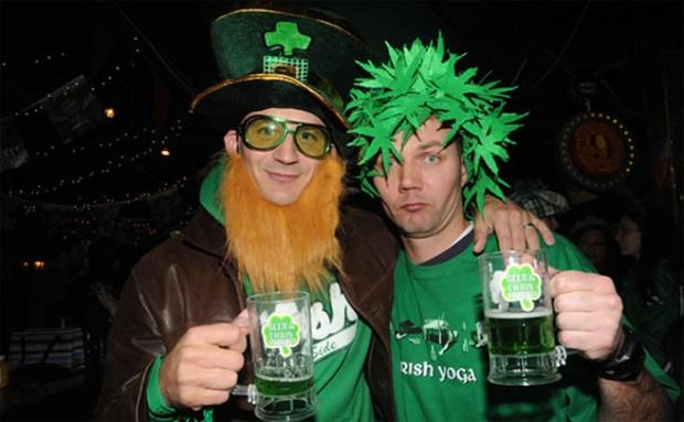 PHOTOS: St. Patricks Day Shenanigans