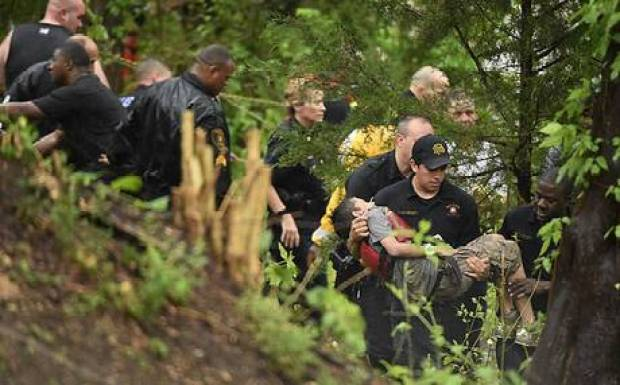 [DFW] Five Kids Rescued From Dallas Creek