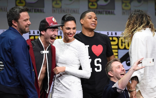 [NATL] Stars Descend on San Diego Comic-Con