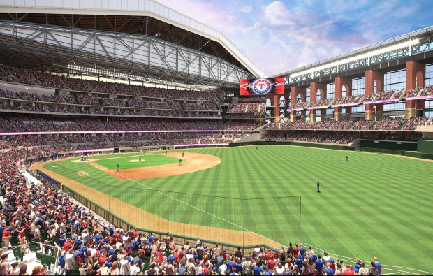 New Renderings Revealed of Rangers New Park