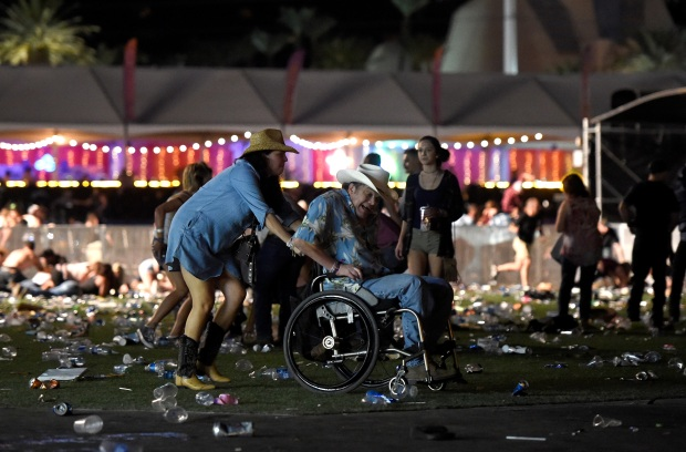 Motive for Las Vegas concert massacre baffles investigators