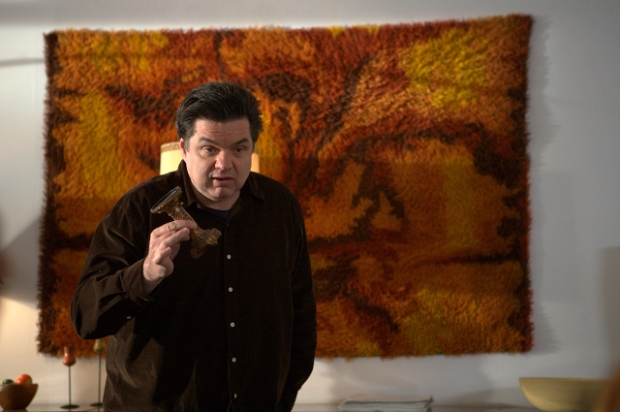 """Pics From """"Please Give,"""" Starring Oliver Platt and Catherine Keener"""