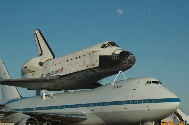 Gallery: Space Shuttle Lands at NAS JRB