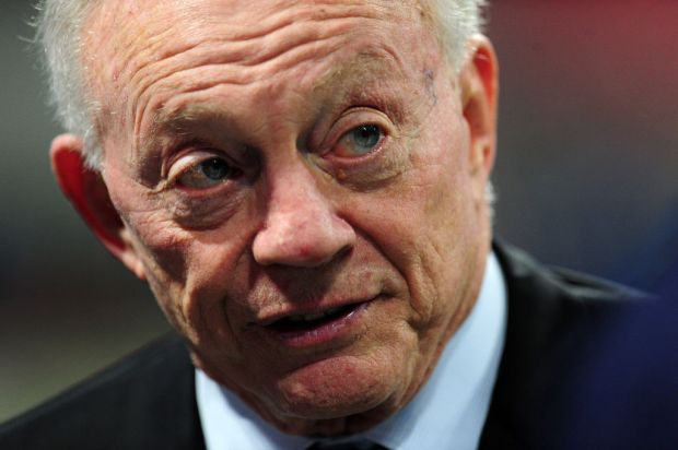[DFW] Feud Grows Between NFL, Cowboys' Jerry Jones Over Goodell
