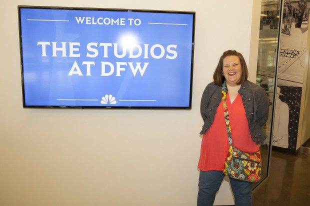 """Chewbacca Mom"" Visits NBC 5"