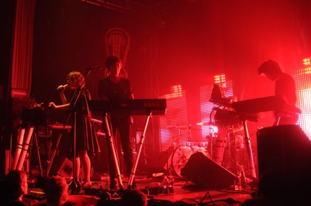 Where We Were: Ladytron and The Faint at Granada