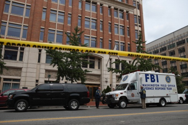 Images From the Scene: Family Research Council Shooting