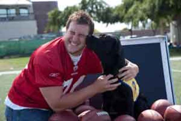 49ers Show Softer Side in New Calendar