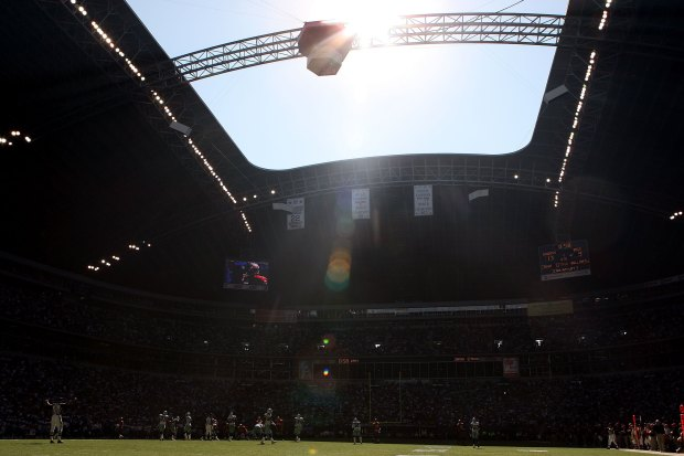 10 Memorable Events at Texas Stadium
