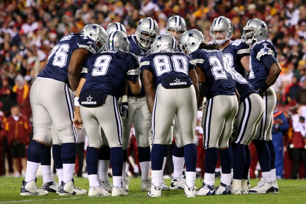 NFC East Battle Cowboys vs Redskins