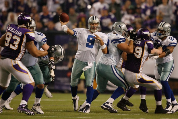 Last Time They Met: Cowboys vs. Vikings Edition
