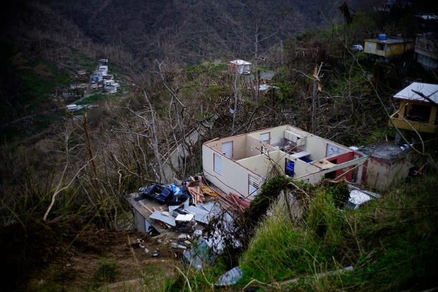 In Photos: Total Devastation in Puerto Rico After Maria