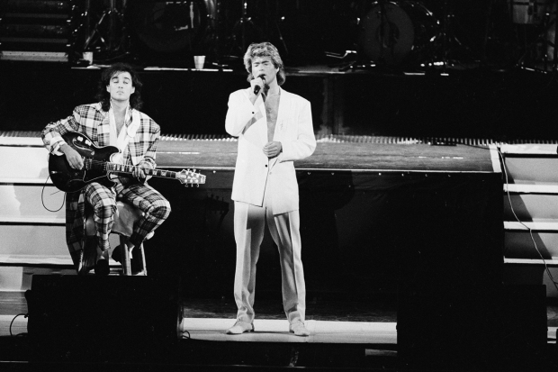 Remembering George Michael in Photos