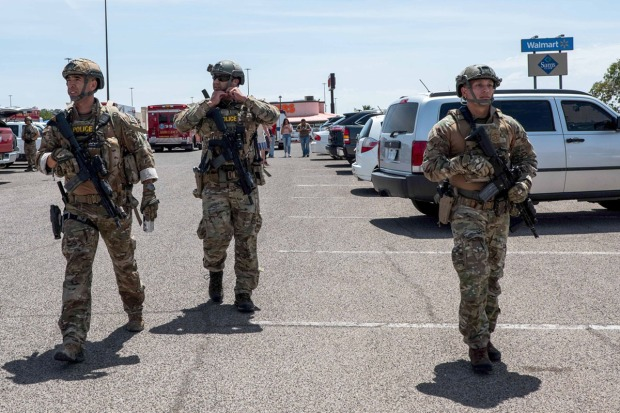 [DFW] Suspected El Paso Shooter Is 21-Year-Old From North Texas: Sources