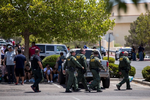 [DFW] El Paso Shooting: Suspected Gunman From North Texas