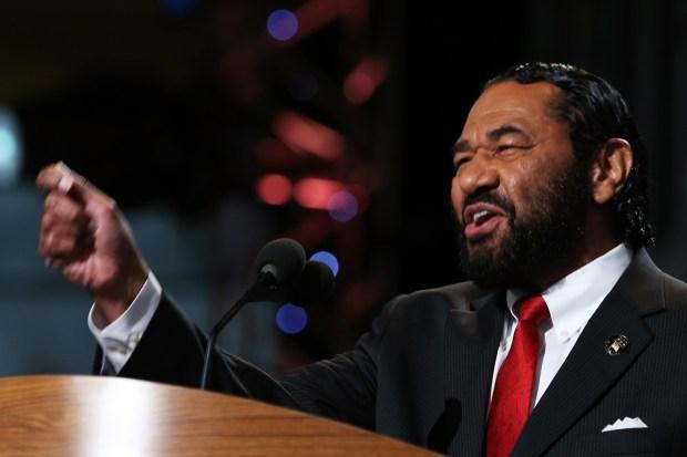 [DFW] Texas Democratic Congressman Planning to Start Impeachment Process Against Trump