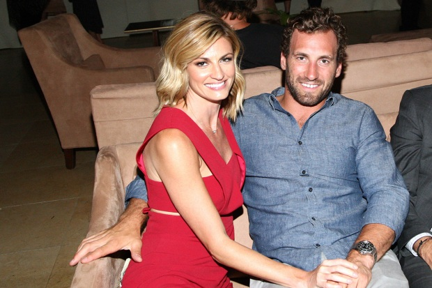 Celeb Hookups: Erin Andrews Marries Jarret Stoll