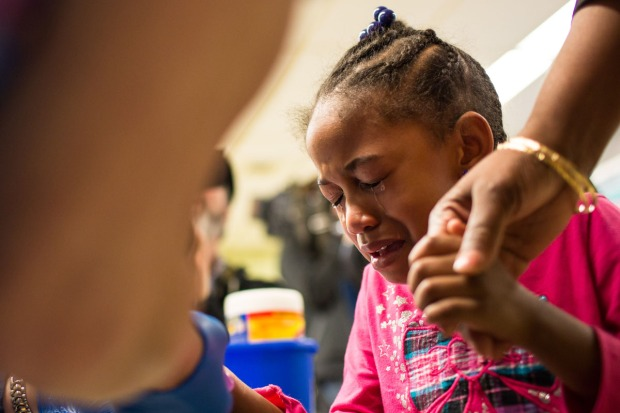 [NATL] Poisoned Water: Flint's Contamination Crisis in Photos