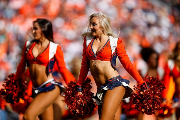Images from the Sideline: Broncos 42, Cowboys 17