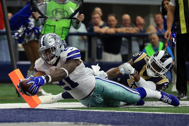 Rams kick Cowboys; Patriots lose at home — Sunday's National Football League  games