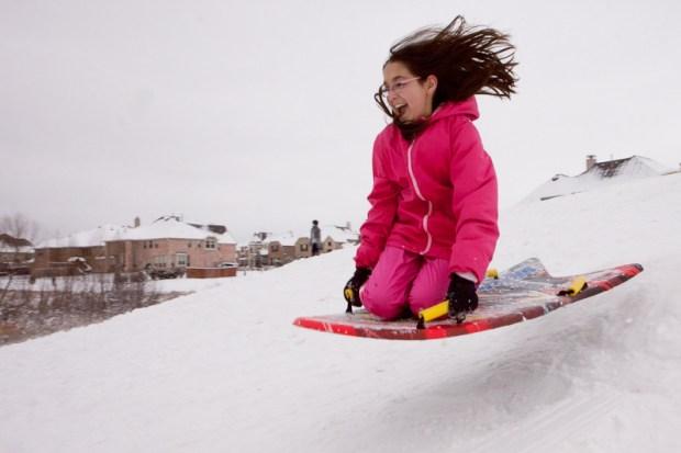 Friday Snow Photos - Gallery III