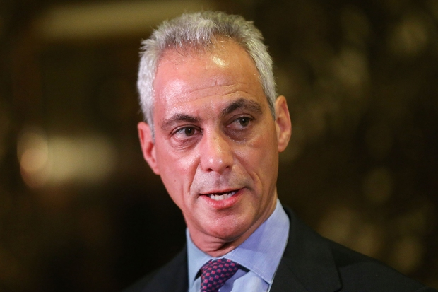 [NATL] Seen in Trump's Orbit: Rahm Emanuel, Scott Pruitt